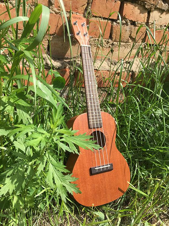 Handel HU-60/23 укулеле
